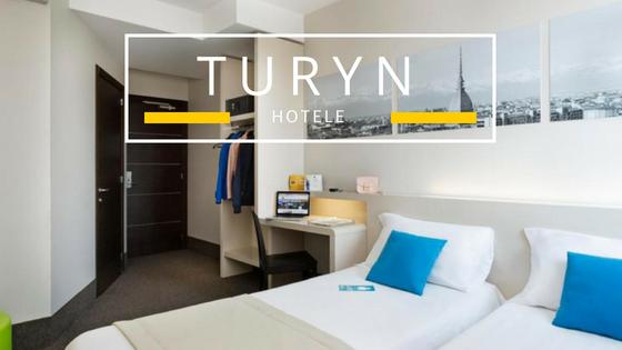 Hotele w Turynie – tanie noclegi w Turynie, gdzie spać w Turynie